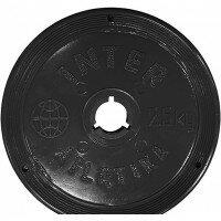 Диск тренировочный InterAtletika SТ 521-3 2,5 кг